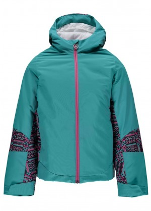 Spyder Girls Charm Jacket - WinterKids.com