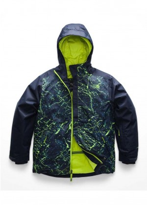 The North Face Boys Brayden Insulated Jacket - WinterKids.com
