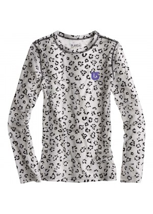Girl's Heartbreaker Crew Baselayer Top