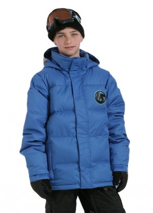 'Boy's Indie Down Jacket (Mascot)
