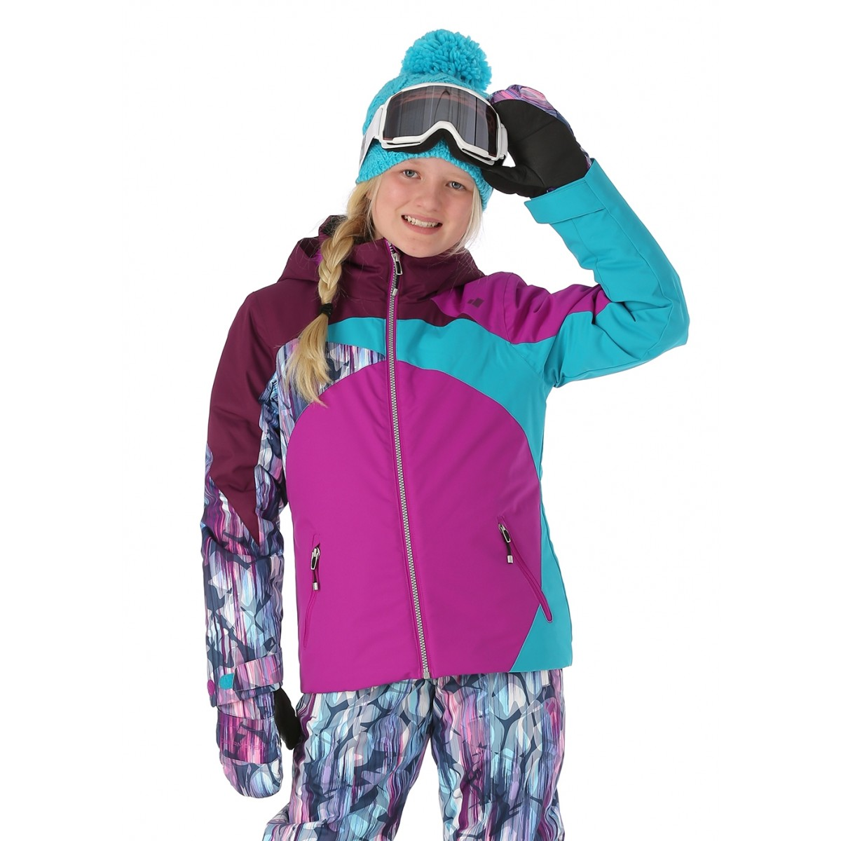 0bdf853cd5ff Obermeyer Girls Tabor Jacket