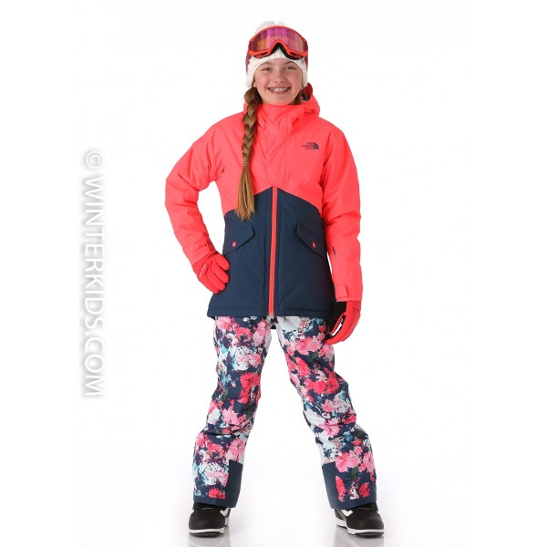 The North Face Girls Freedom Insulated Jacket Girls Ski