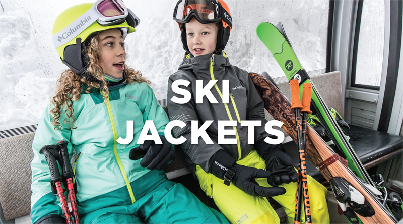 9bd85f5b8b JUNIOR BOYS (Ages 6-16). Ski Jackets
